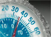 Thermometer-guage